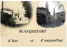 Blanquefort cartes postales