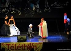 Téléthon 2016 - Mozart Opéra Rock
